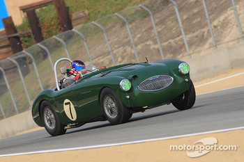 Greg Johnson, 1955 Austin-Healey 100S