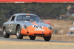 Ranson Webster, 1960 Porsche Abarth GTL