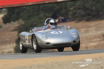 Bill H. Lyon, 1960 Porsche RS-60