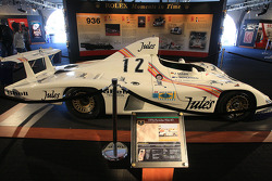 Special presentation: Rolex Moments in Time display, 1976 Porsche 936/81
