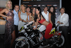 LCR Honda MotoGP Team Night Event On The Beach at Hakuna Matata Club