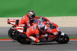Nicky Hayden, Ducati Marlboro Team, Mika Kallio, Ducati Marlboro Team