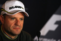 FIA press conference: Rubens Barrichello, BrawnGP