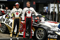 #18 Jim Beam Racing: Warren Luff, Jonathon Webb