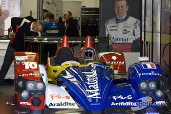 Team Oreca Matmut - AIM Courage-Oreca LC70