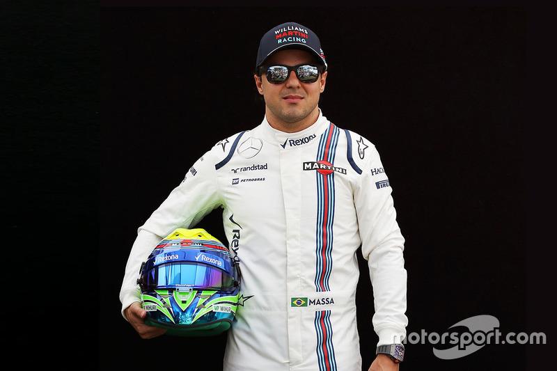 Felipe Massa Profile - Bio, News, Photos & Videos Felipe Massa