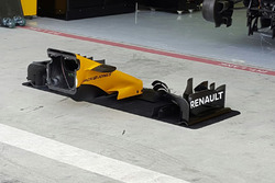 Renault Sport F1 Team RS16 front wing detail