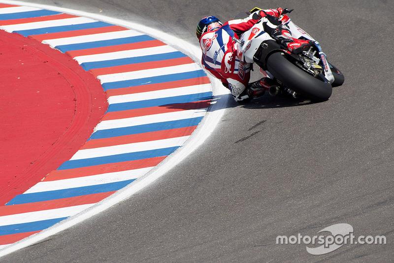Sam Lowes – 2. Platz Moto2: