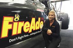 Leah Pritchett sponsor unveil