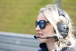 Anne Büttner, US-Racing