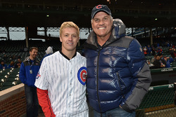Spencer Pigot Chicago Cubs visit