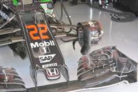 Деталь McLaren MP4-31