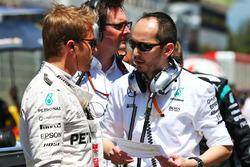 Ніко Росберг, Mercedes AMG F1 на стартовій решітці