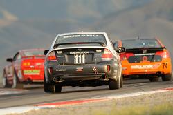 #111 Subaru Road Racing Team Subaru Legacy: Andrew Aquilante, Kristian Skavnes