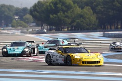 #4 Pekaracing Carsport Corvette Z06: Mike Hezemans, Anthony Kumpen