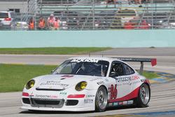 #86 Farnbacher Loles Racing Porsche GT3: Dave Lacey, Eric Lux