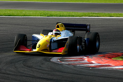 #3 Philippe Bourgois, Team Ryschka, IRL G-Force Chevy 3.5 V8