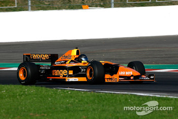 #14 Michael Woodcock, WB Racing, F1 Arrows A21 Hart 3.0 V10 [ex-Verstappen]