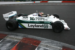 #69 Michael Fitzgerald Williams FW07, 1981