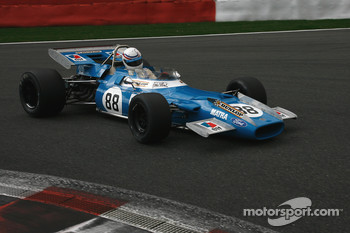 #88 Simon Hadfield Matra MS80, 1969