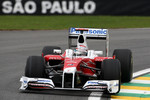 Jarno Trulli, Toyota F1 Team,