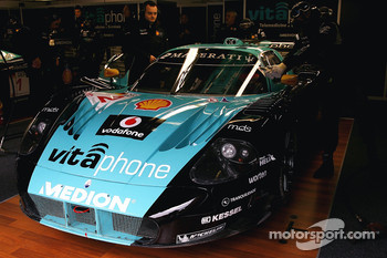 #2 Vitaphone Racing Team Maserati MC 12: Miguel Ramos, Alex Mller