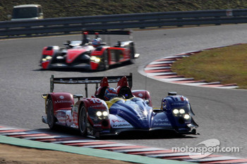 #10 Team Oreca Matmut - AIM Courage-Oreca LC70 - AIM: Nicolas Lapierre, Loic Duval