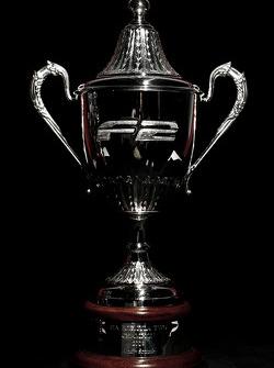 F2 Championship Winners trophy
