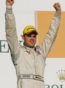 LMGT2 podium: class winner Dirk Muller