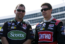 Carl Edwards and new crew chief Mike Kelley