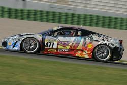 Ferrari Challenge: Harry Cheung