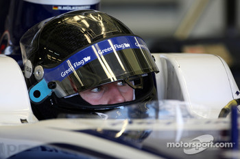 Nico Hulkenberg, WilliamsF1 Team
