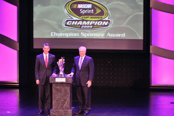 Myers Brothers Awards: championship sponsor award to Lowe's