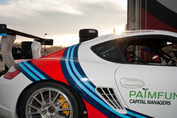 Farnbacher Loles Club Sport 2006 Porsche Cayman E0: Carlos Gomez