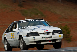 1987 Ford Mustang: Mike Taylor
