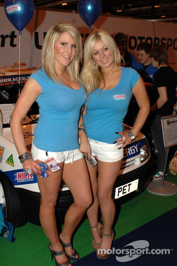 Kick Energy Promo Girls