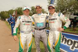 Guilherme Spinelli, Carlos Sousa and Filipe Palmeiro