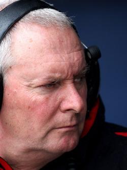 John Booth, Virgin Racing Sporting Director