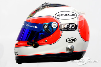 Rubens Barrichello, Williams F1 Team helmet