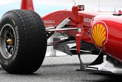 Scuderia Ferrari, F10, detail