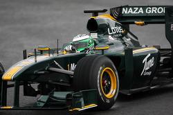 Heikki Kovalainen, Lotus F1 Team, T127
