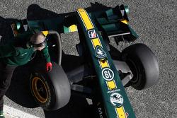 Lotus F1 Team, detail
