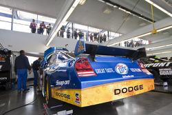 Car of Kurt Busch, Penske Racing Dodge