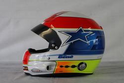 Jordi Gene, SR - Sport, Seat Leon 2.0 TDI helmet
