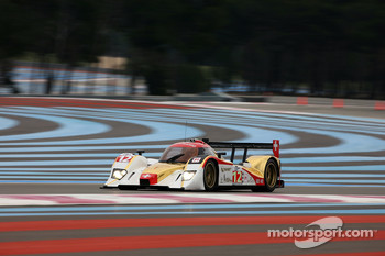 #12 Rebellion Racing Lola B10/60 Coupé - Rebellion: Nicolas Prost, Neel Jani, Marco Andretti