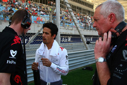 Lucas di Grassi, Virgin Racing with John Booth