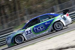 #33 Hop Mobile Audi Sport Italia Audi RS4: Ermanno Dionisio