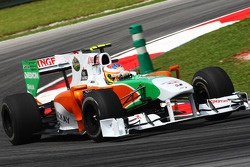 Paul di Resta, Test Driver, Force India F1 Team