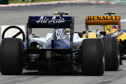 Nico Hulkenberg, Williams F1 Team rear