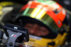 The tv of Karun Chandhok, Hispania Racing F1 Team